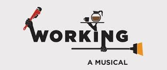 Working the Musical logo