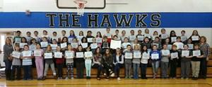 DTSD - 5th graders receive Young Historians Award.jpg