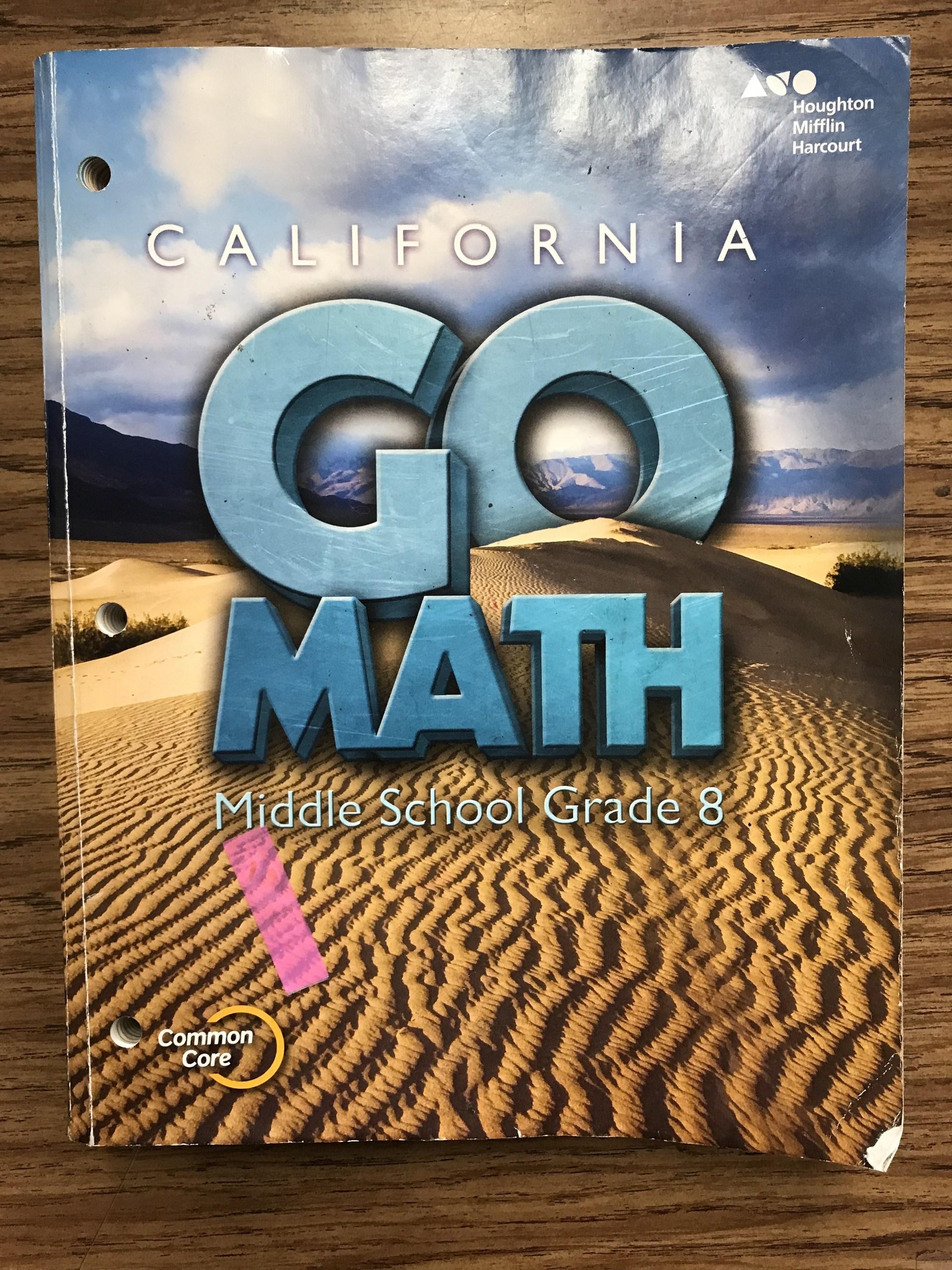 Math 8 – Gina Ball – Adams Middle School