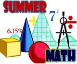 Summer Math graphic