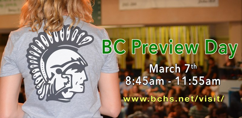 Preview Day, Mar. 7th Featured Photo