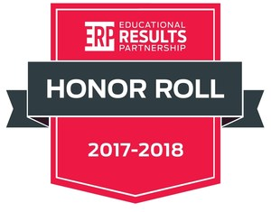 2017 - 2018 Educational Results Partnership (ERP) Honor Roll School