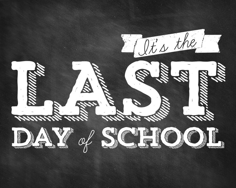 Last Day of School Thumbnail Image