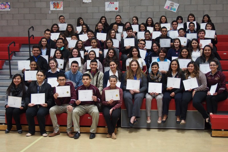 Academic Honors Assembly of 2017 Thumbnail Image