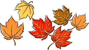 Fall leaves clip art.gif