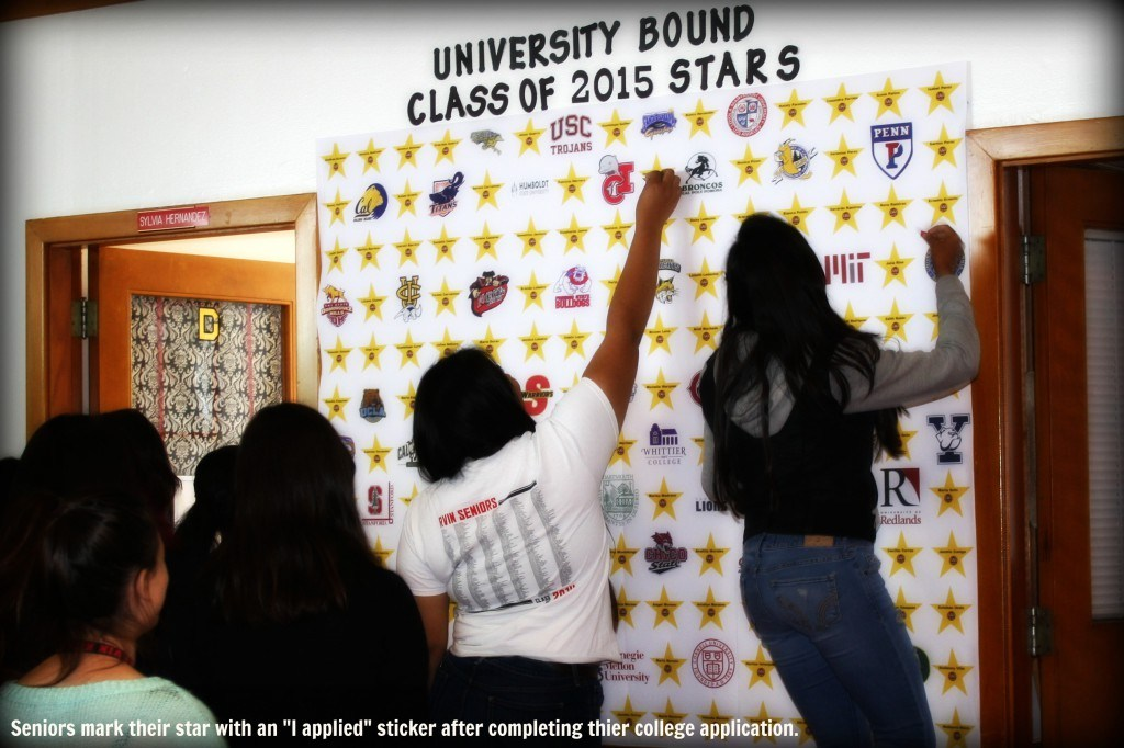 Signing College Acceptance