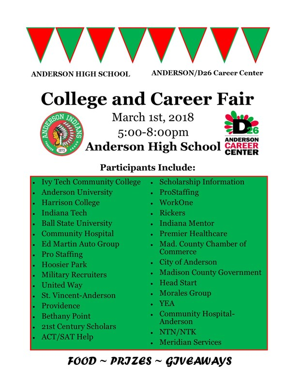 College and Career Fair Thumbnail Image