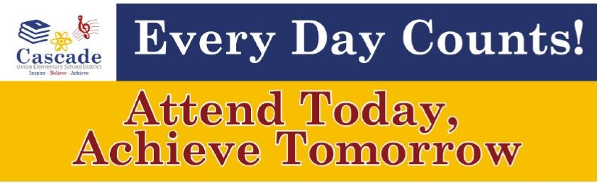 Attend today achieve tomorrow banner