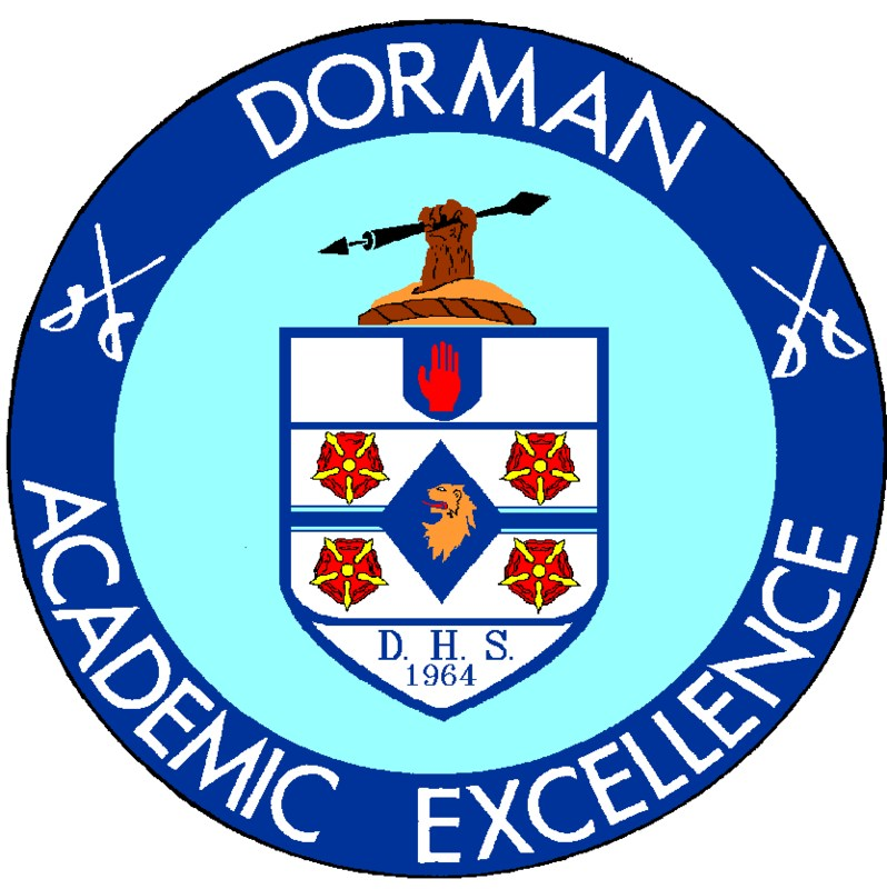 Dorman High Logo/Crest