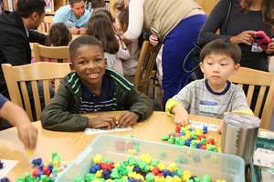 Castlebay Lane Math Night