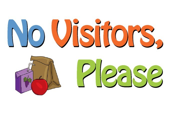 No Visitors Image
