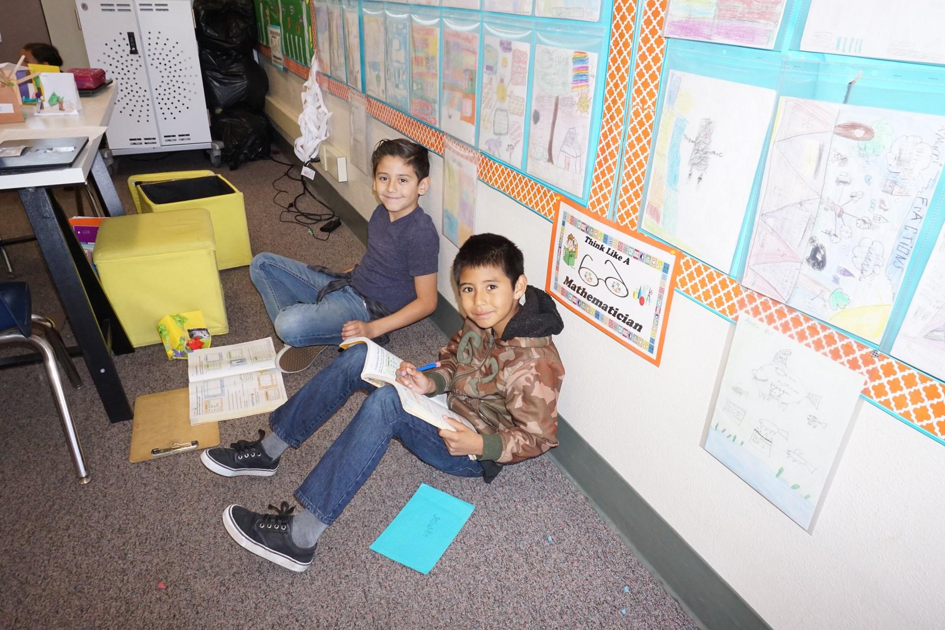 3rd grade being scholars
