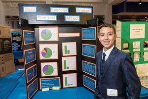 Mohamed Elouarraq, 7th grade SGA