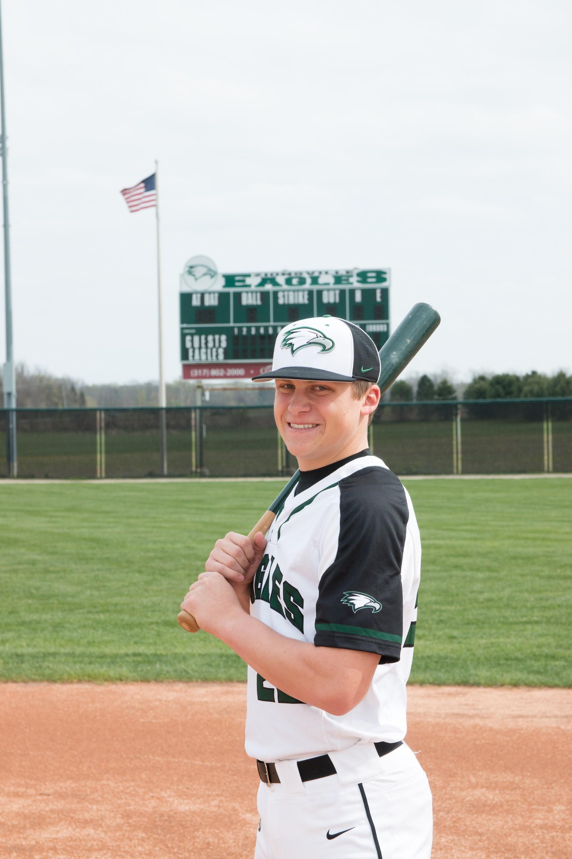 Senior Jake Hester photo
