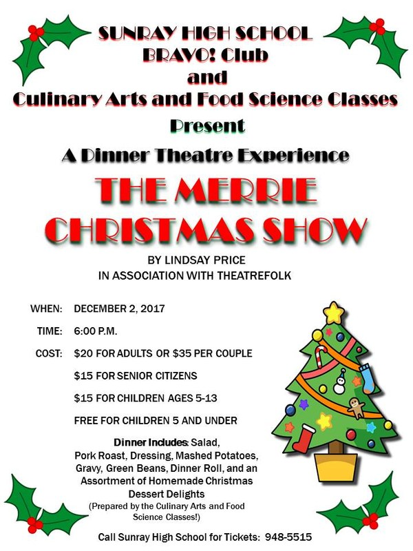 The Merrie Christmas Show Featured Photo