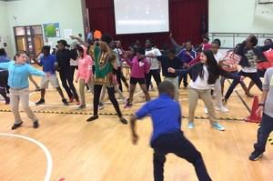 Dancing for heart health