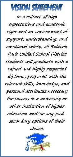 English Learner Programs Student Achievement Baldwin Park