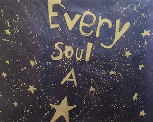 Every soul a star graphic
