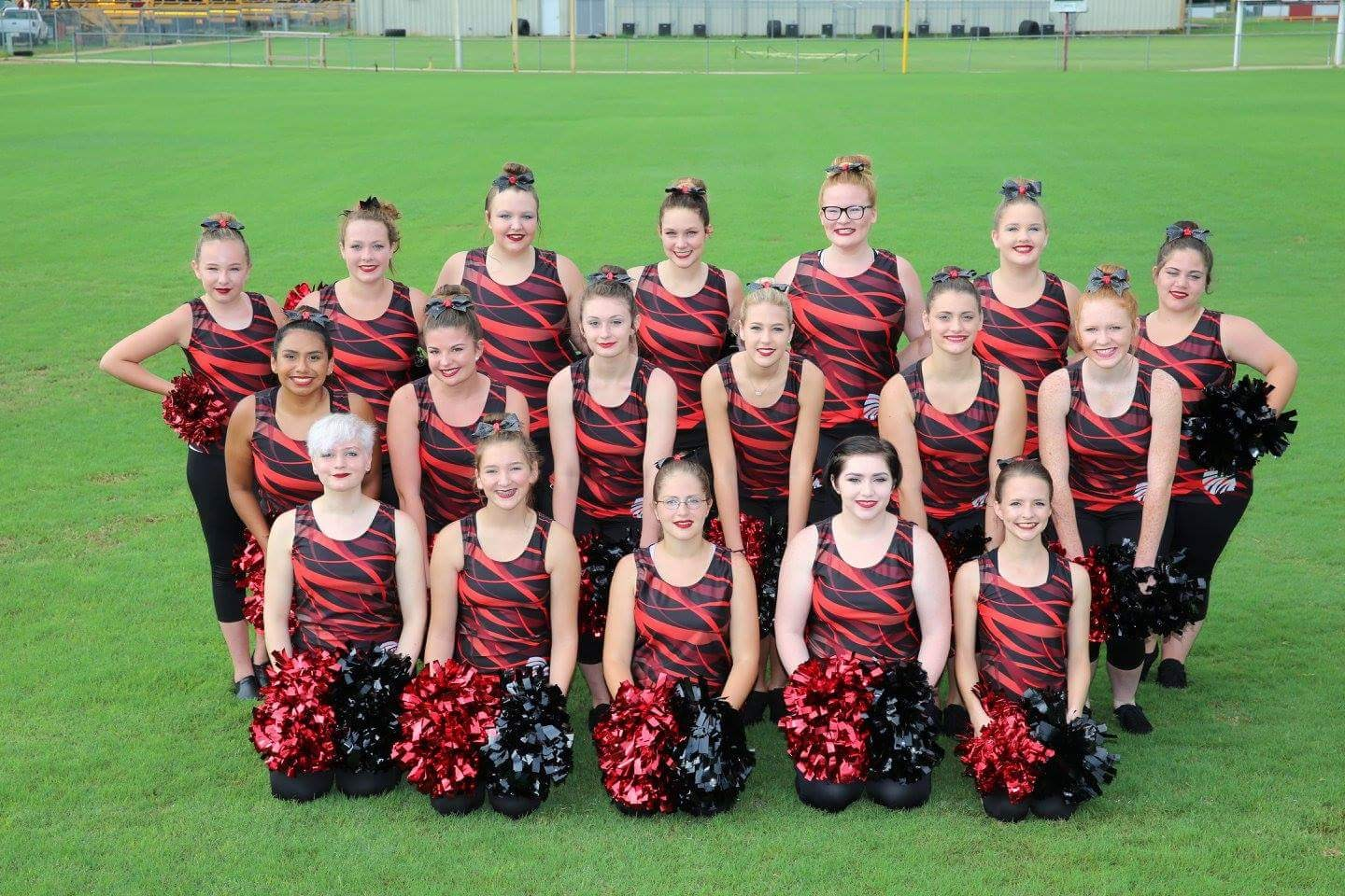 2017 Raiderettes ready for football season