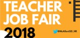 McAllen teacher job fair