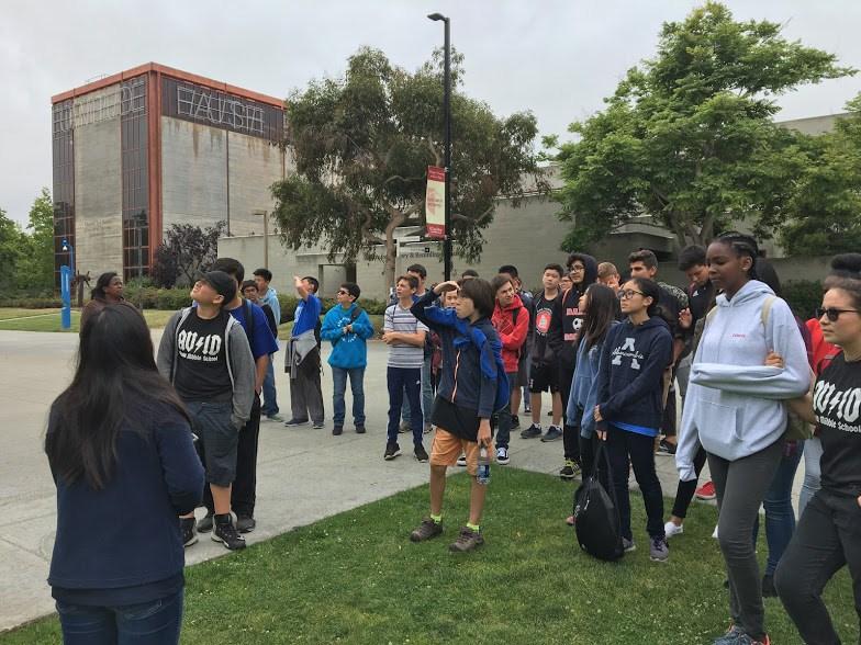 UCSD tour