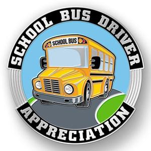 School Driver Appreciation Logo