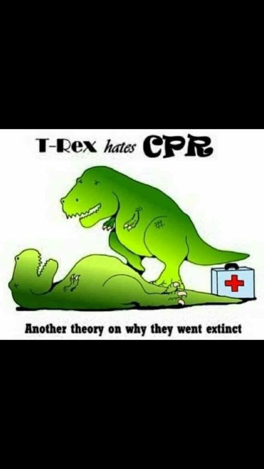 T Rex and CPR