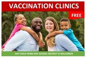 Immunization Clinic Flyer