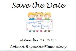 Grandparents' Day Save The Date Thumbnail Image
