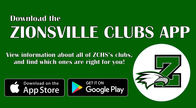 Zionsville Clubs App
