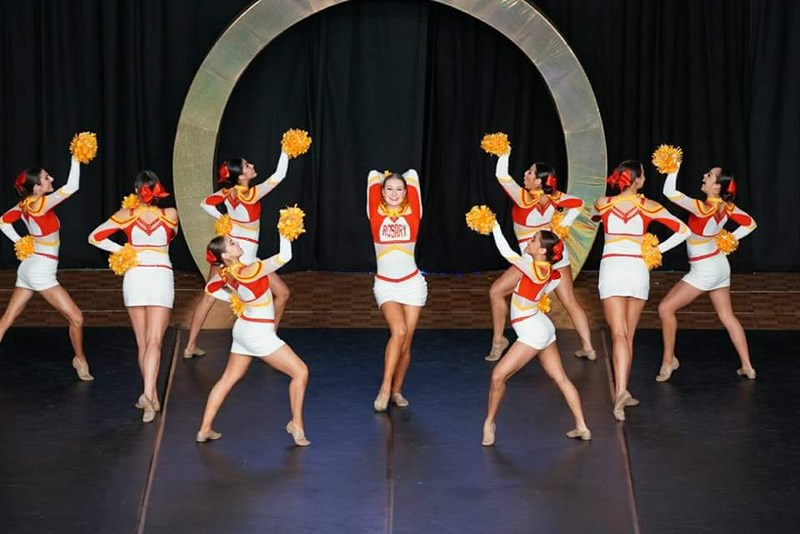 Dance team wins 1st place at National competition Featured Photo