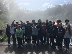 Jazz Band at Snoqualmie Pass