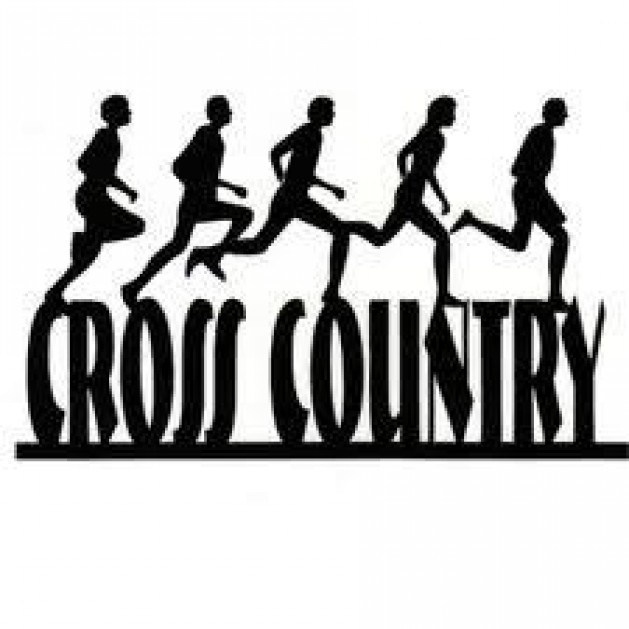 cross country sign