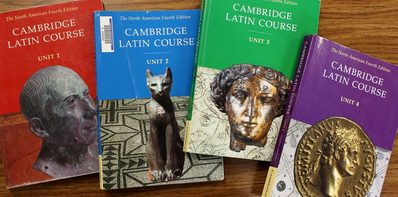 Latin Students Receive Gold and Silver medals Thumbnail Image