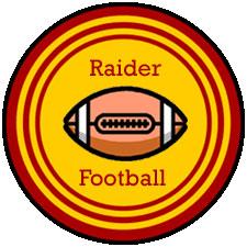 Raider football logo