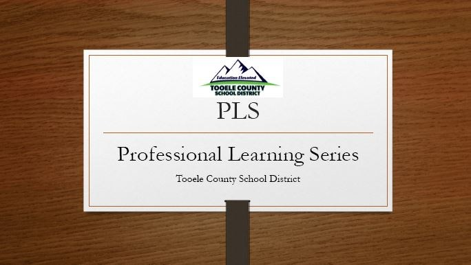 Professional Learning Series Information PDF