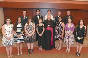2018 St. Timothy Award Recipients