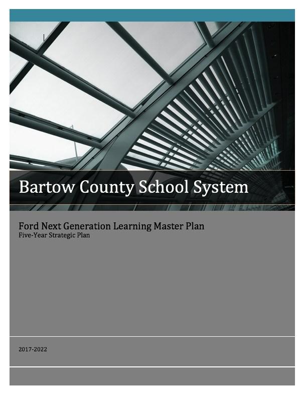 Ford Next Generation Learning Strategic Plan