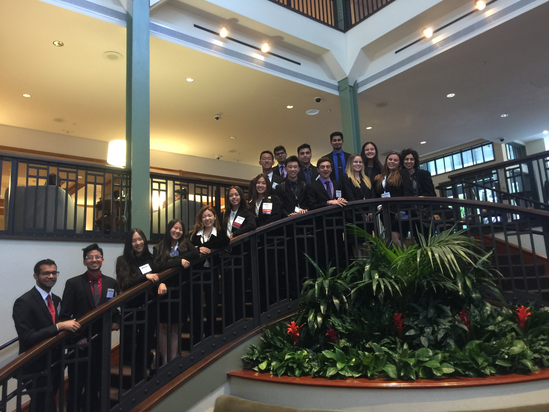 FBLA State Leadership Conference Sacramento California