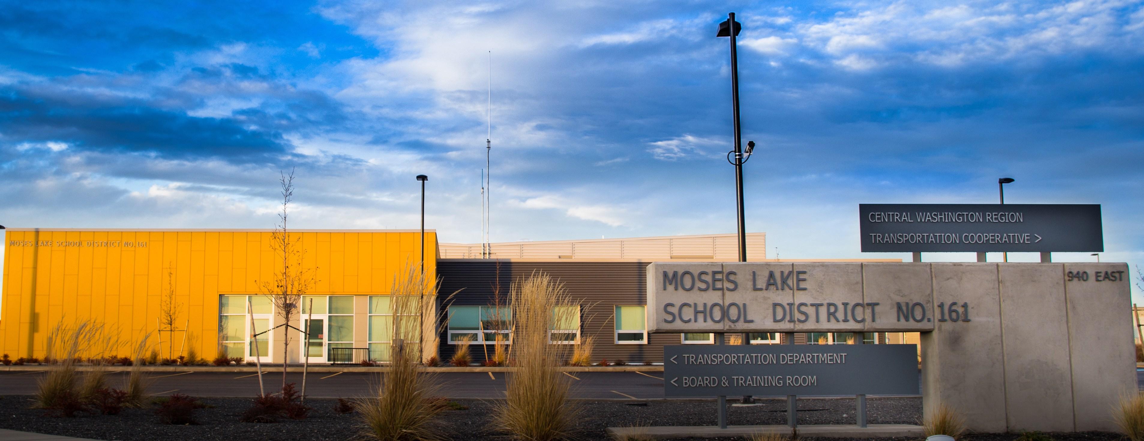 MLSD Transportation building/School Board room