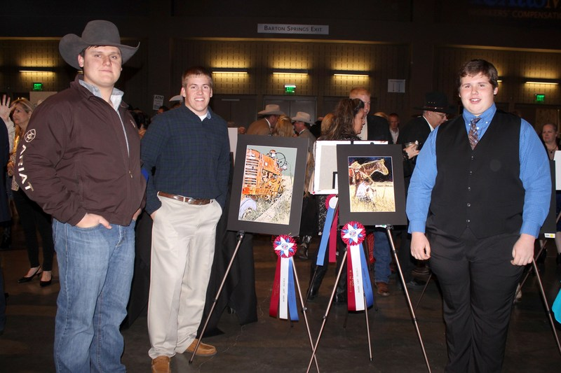 Austin Rodeo Art Show Honors Thrall Students Thumbnail Image