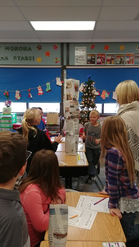 2nd Grade Ag in the Classroom! Featured Photo