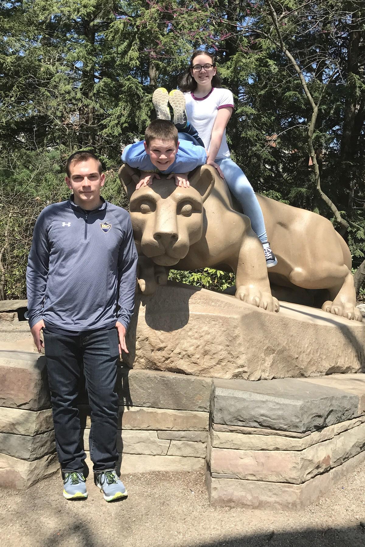 Penn State visit