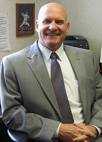 TK Superintendent Tom Enslen