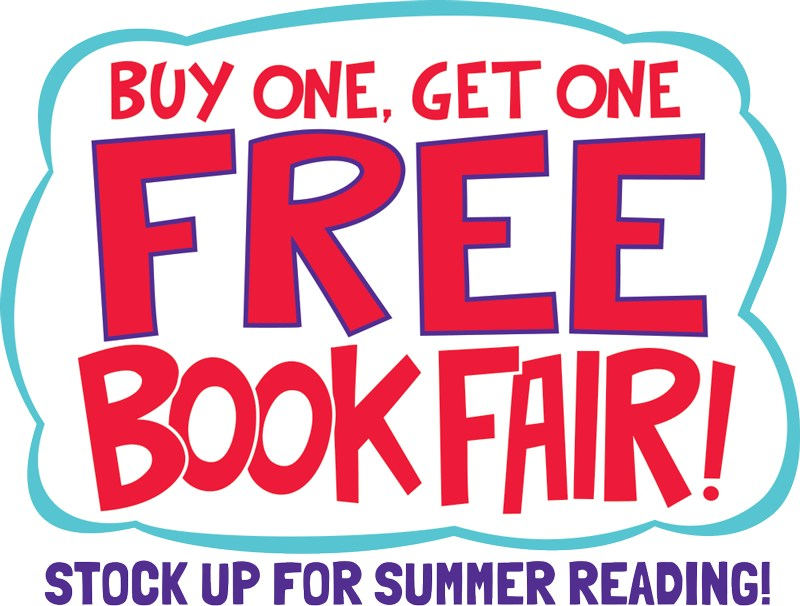 Scholastic Buy-One-Get-One Free