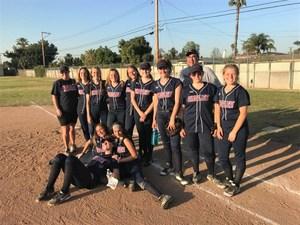 Softball after victory over Orangewood - 2018.jpg