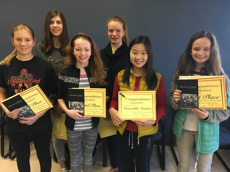 Creative Writing Contest Featured Photo