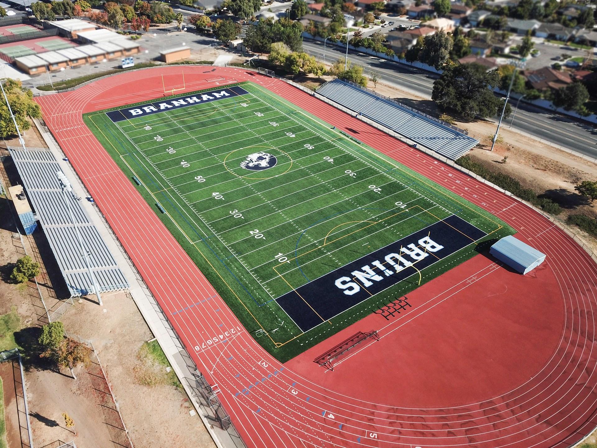 branham high school football field