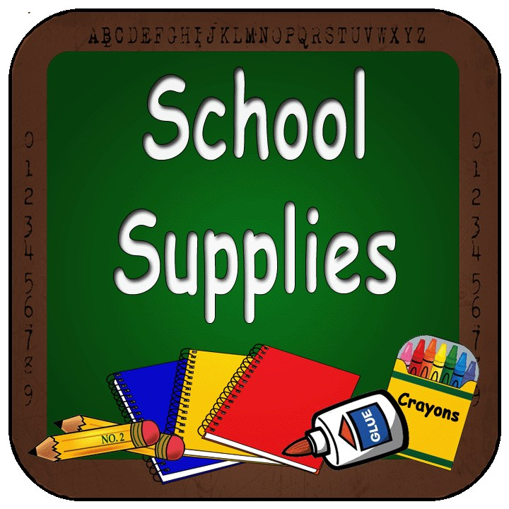 2018-19 School Supply List Thumbnail Image