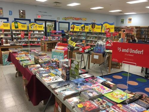 Wabash Campus Spring Book Fair